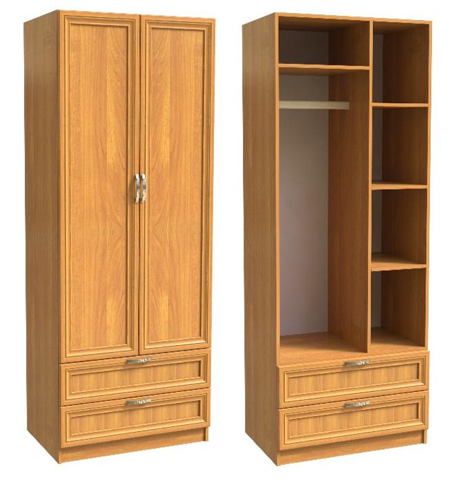 Шкафы с полками фото