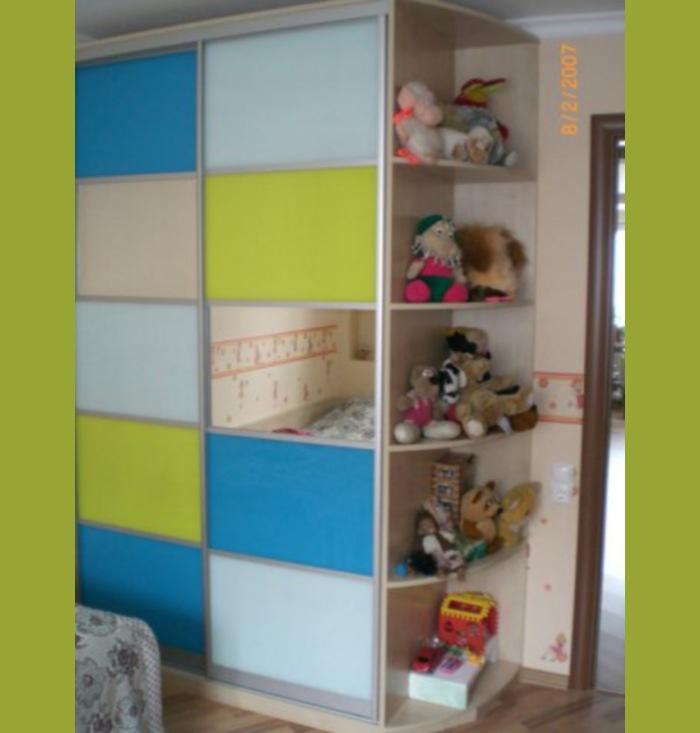Шкаф купе в детскую комнату купить в минске, цены, фото..