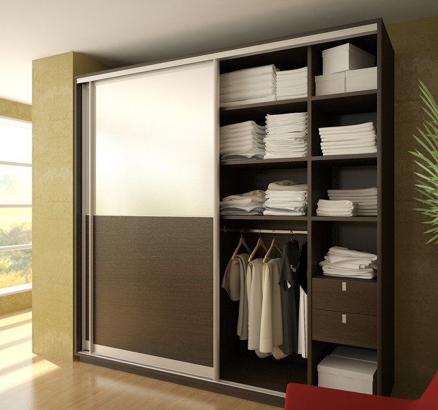 Шкафы в спальне своими руками