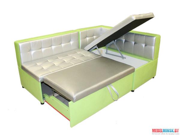 диван со спальным местом кухонный: