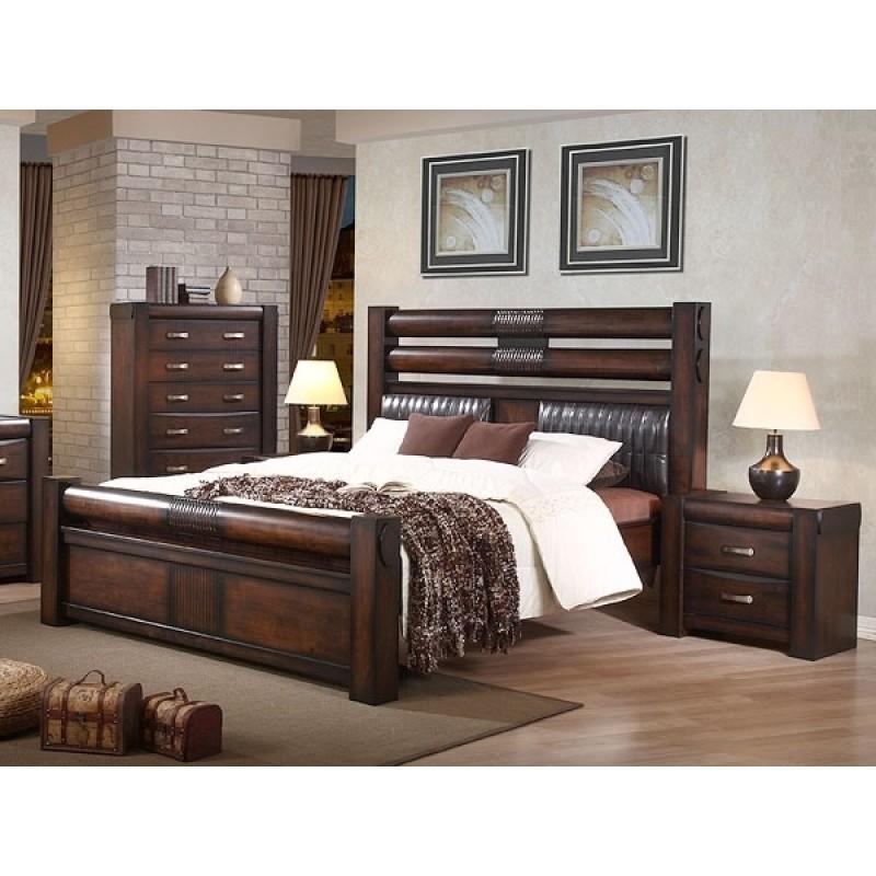 Кровать «Victoria» двуспальная