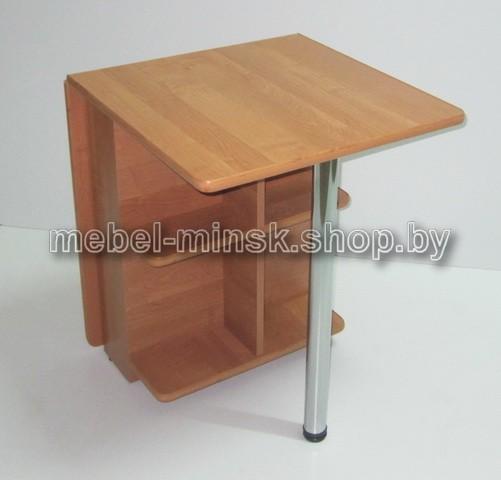 Раскладной стол на лоджию в готовом варианте..