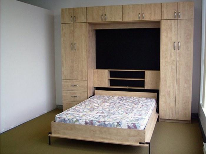 Шкаф Купе С Кроватью | Кровать Купе | Подъемная
