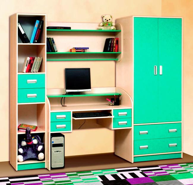 Детские стенки мебель фото