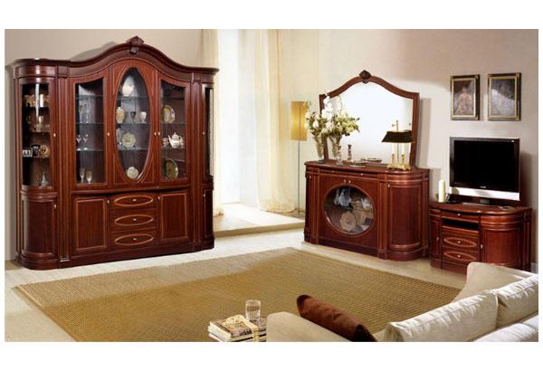 Набор для гостиной оскар 7д1 10 000 000 шкаф