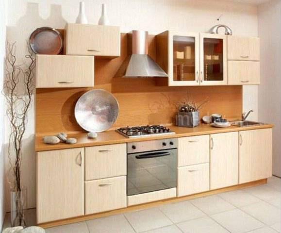 Эта кухня способна влюбить в себя с