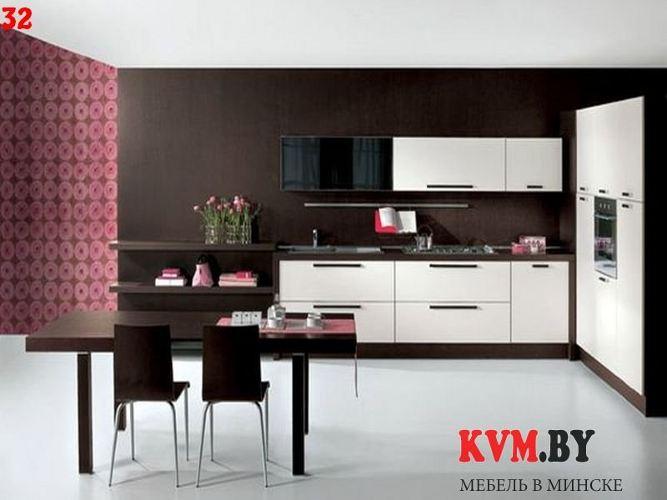 Дизайн кухни 32 кв.м фото