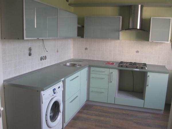 кухни в хрущевках угловые со стиральной машиной