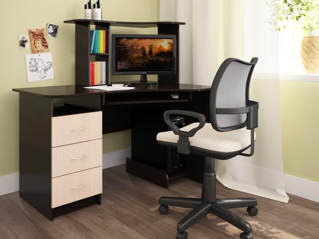 Компьютерный стол   акции скидки распродажи