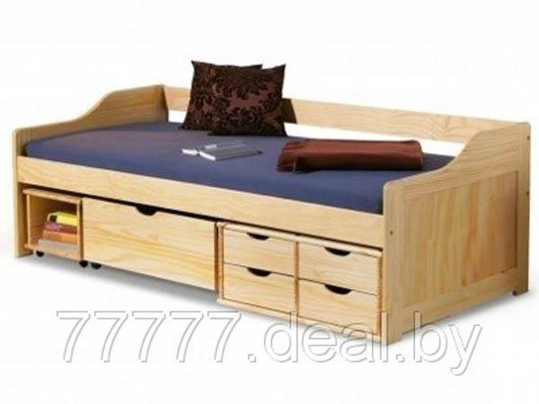 Кровать  подростковую