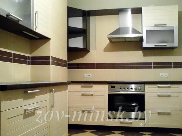 Угловая кухня зов №120