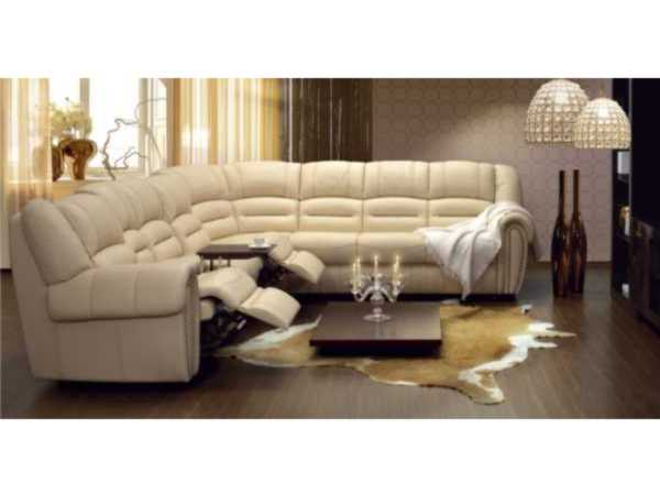 Модульный диван кровать манхеттен