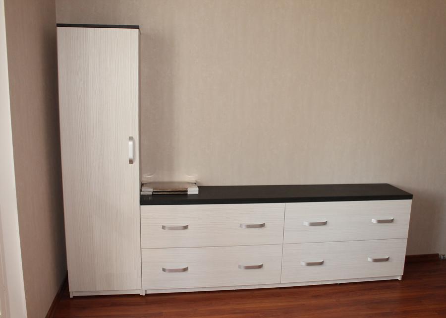 шкаф для спальни плательный с комодом фото пролежней показание