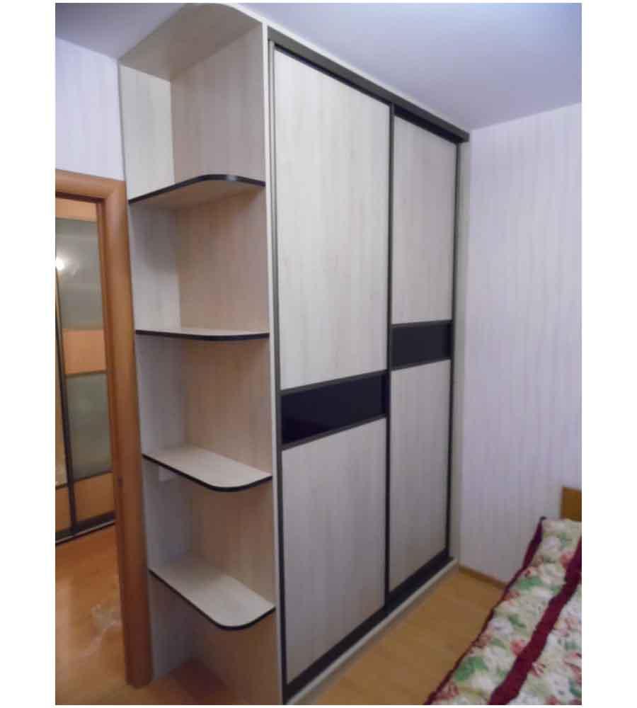 Ответы@mail.ru: подскажите, какой шкаф удобнее для такой ком.