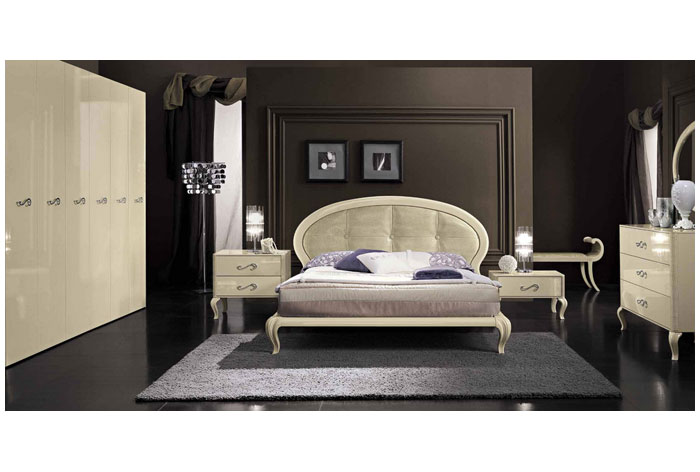 Спальня «La Star Magic Ivory»