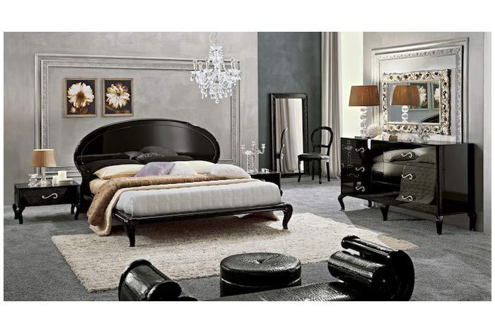 Спальня «Magic Black»  Мебель в Минске, фото и цены
