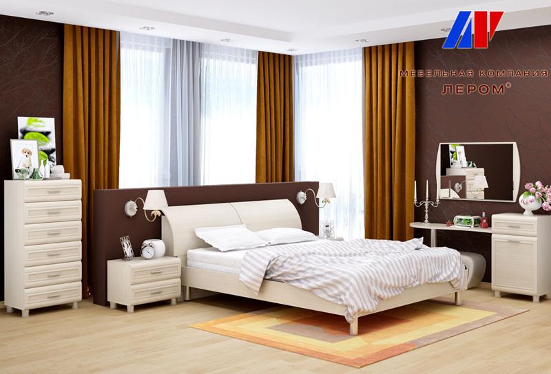 Спальный гарнитур «Мелисса-6»