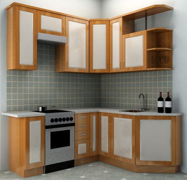 Дизайн угловой мебели
