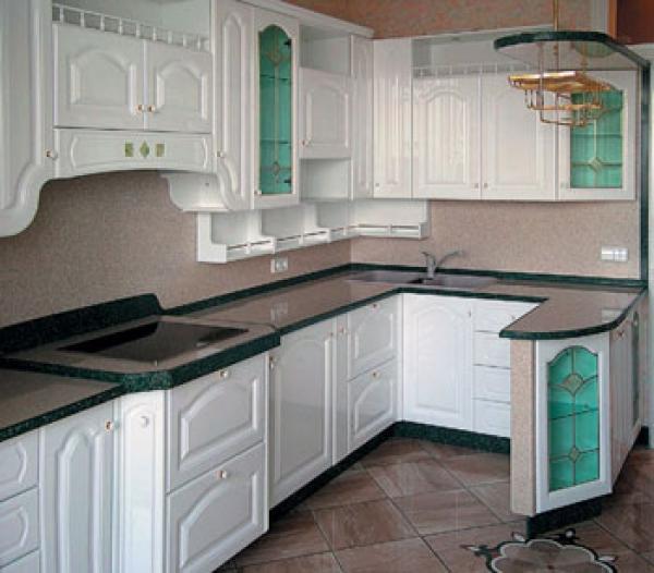 Кухня фото своими руками