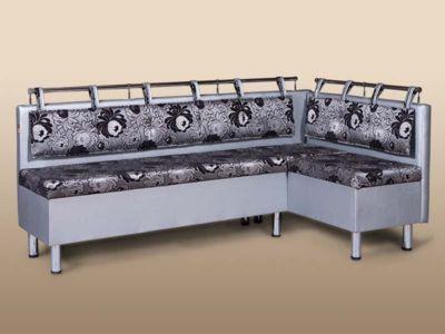 Угловой диван на кухню со спальным местом  венус