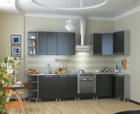 Цена: от 4,800.грн. за метр погонный&nbsp(уточняйте) Угловая кухня из массива ясеня крашенный