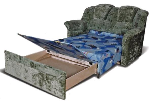 Двухместный диван кровать в Московск.обл с доставкой