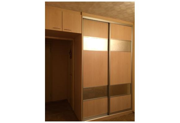 Шкаф купе двустворчатый классический мебель на axipro.