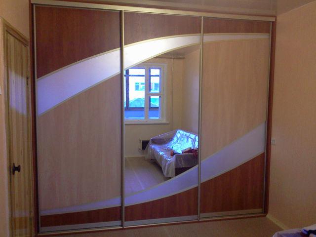 Дизайн 1 комнаты вместе с детской