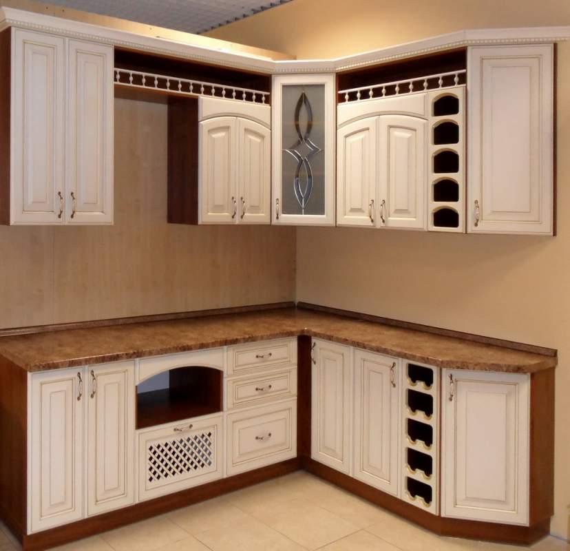 кухни фото мдф