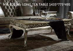 Ym b2034b long tea table