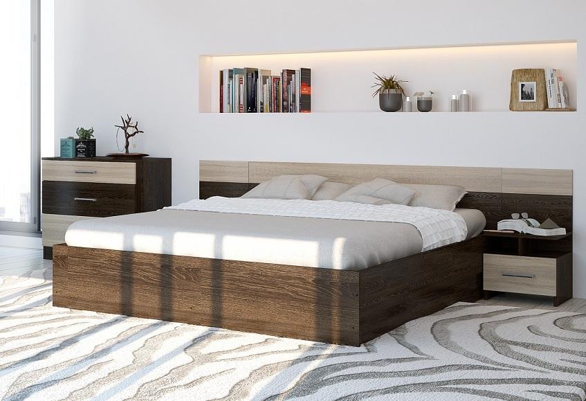 спальня уют кантербери сонома